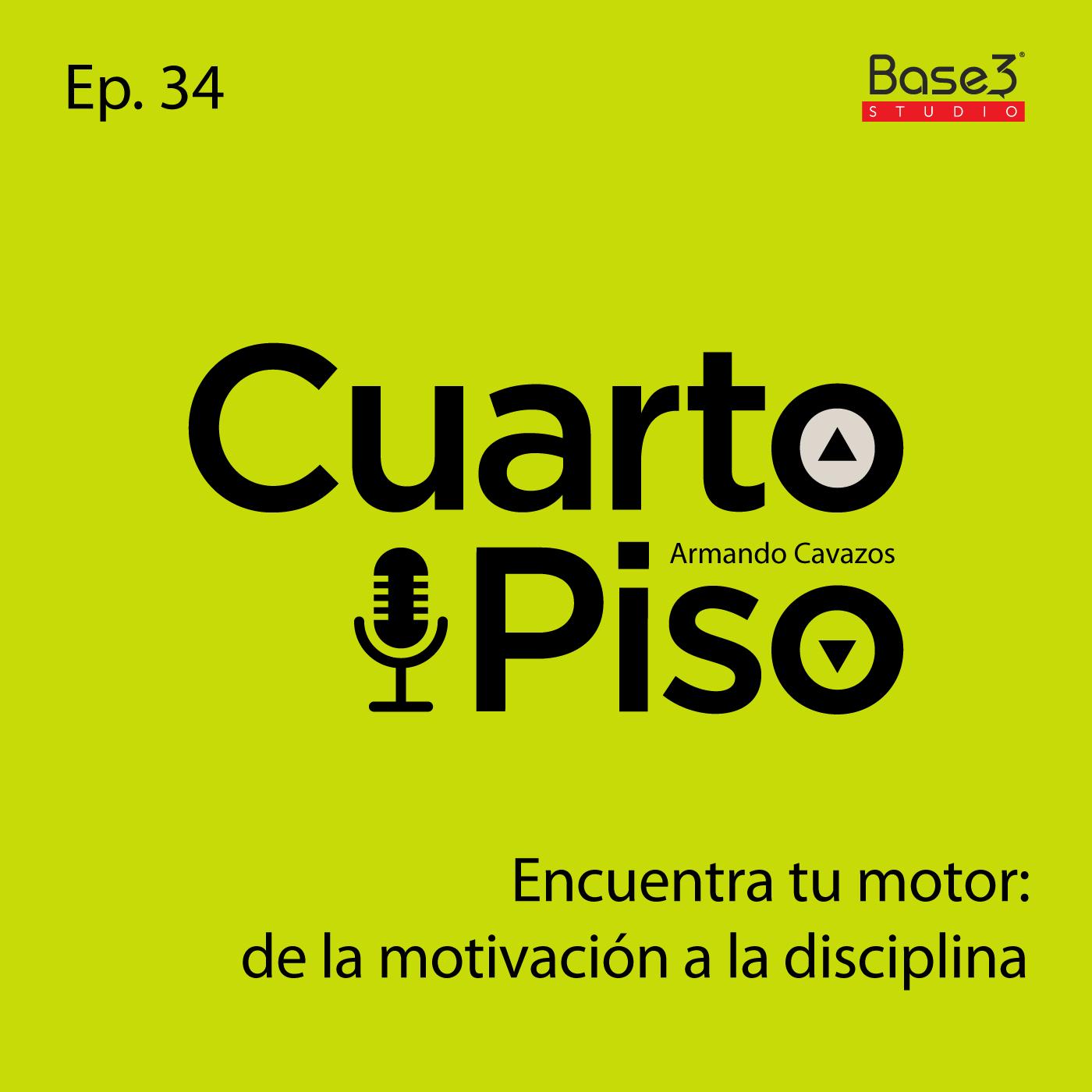 Encuentra tu motor: de la motivación a la disciplina